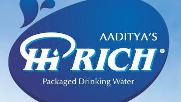 Hi Rich Packaged Drinking Water Logo