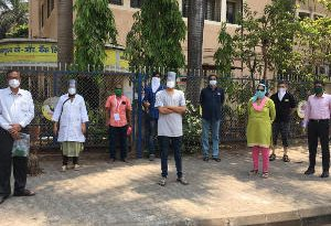 Mask Distribution Panvel
